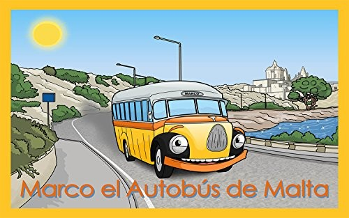 Spanish Marco the Malta Bus Book 1 kindle