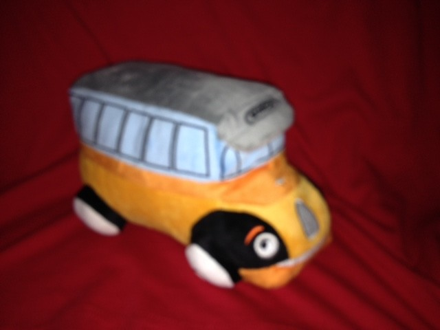 Marco bus soft toy ®