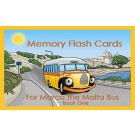 English Memory Flash Cards