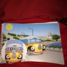 Marco the Malta Bus Book 1 (Illustrated Paperback) with Bundled Audio CD BK1 (Maltese)