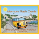 Polish Memory Flash cards